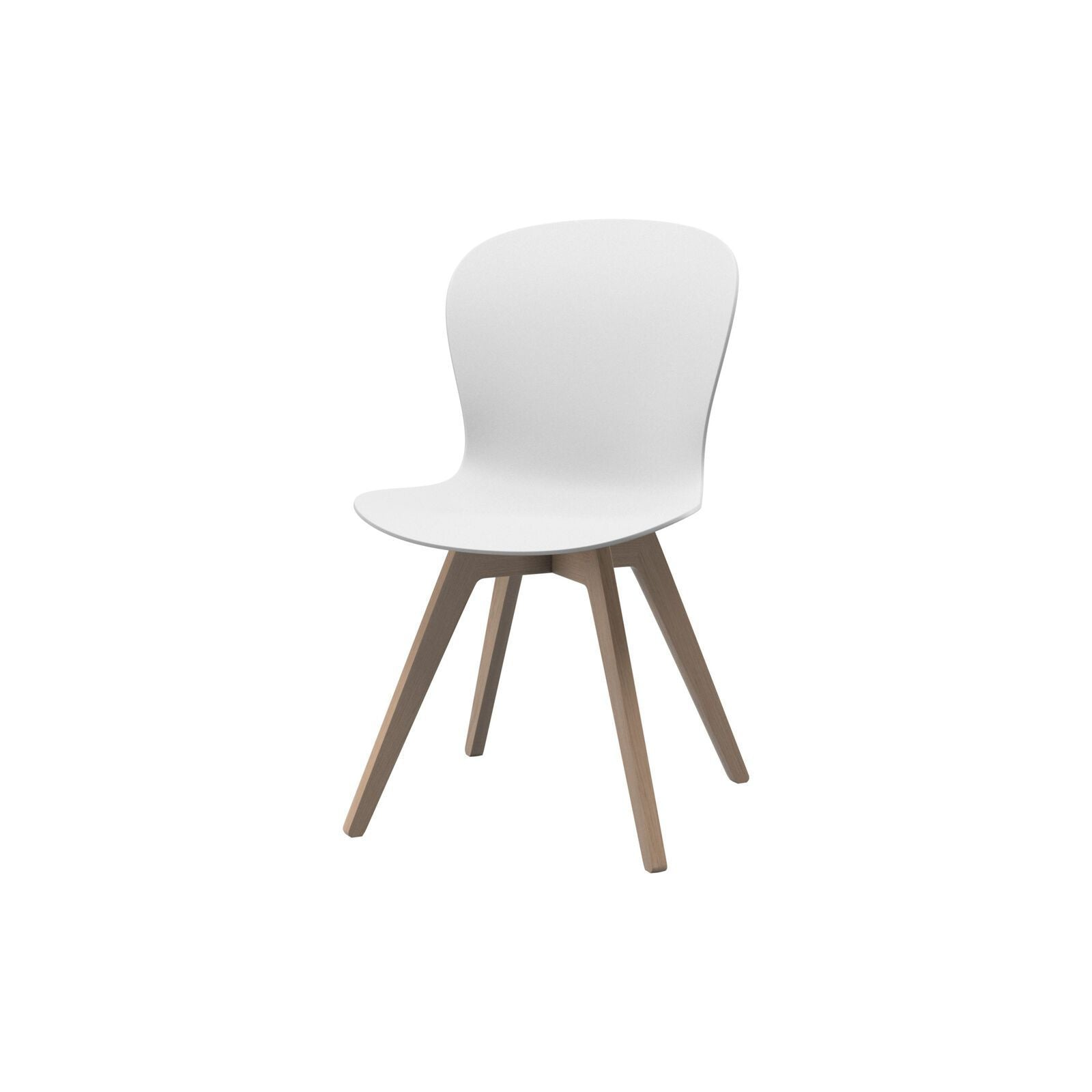 Adelaide Chair - White/Oak
