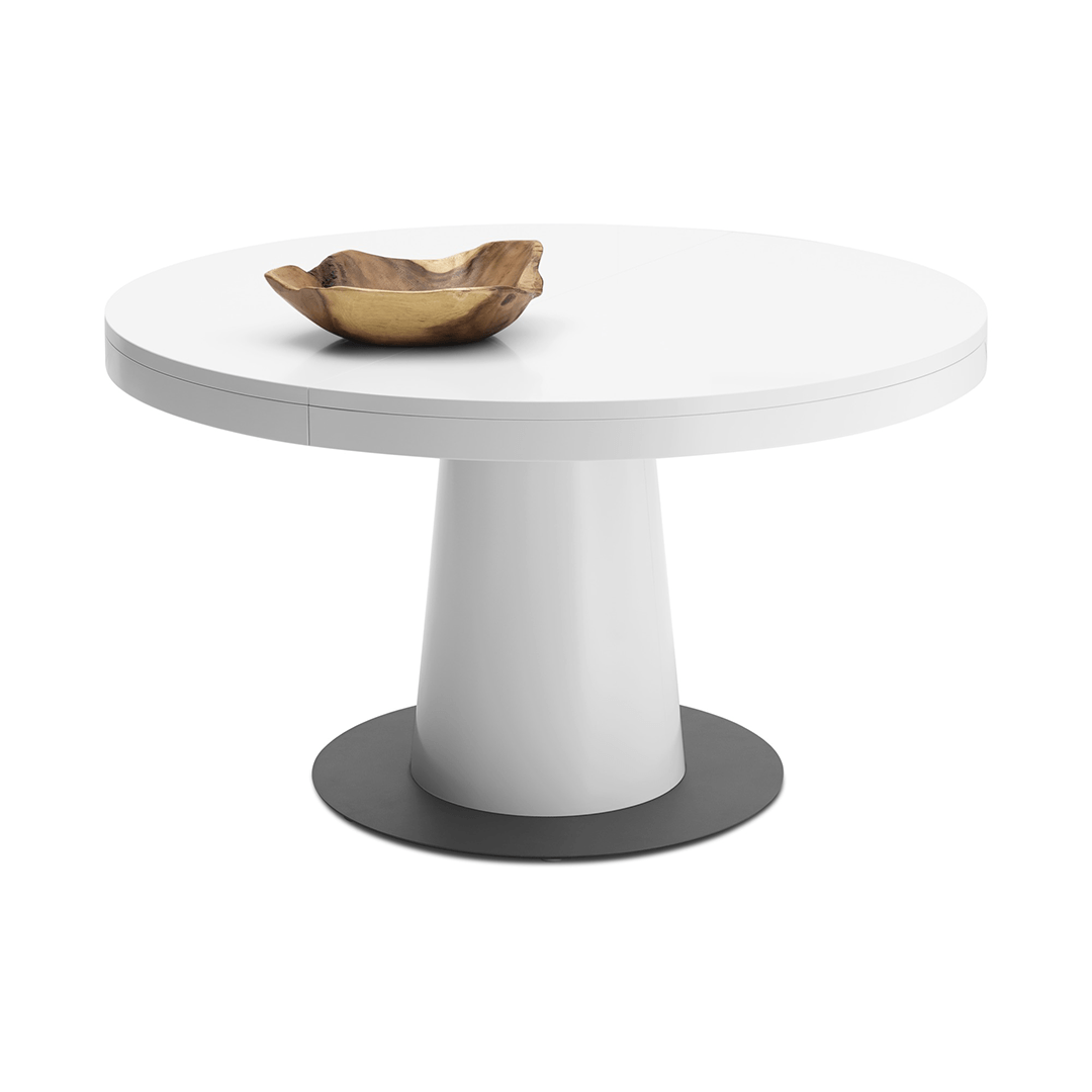 Granada Dining Table - Matte White - BoConcept Bay Area Online Store