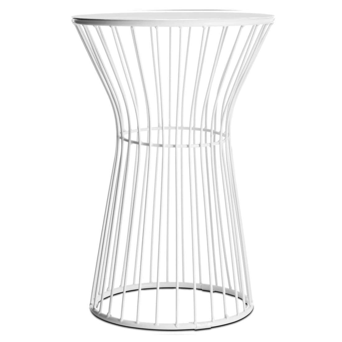 Wire Stool White - BoConcept Bay Area Online Store