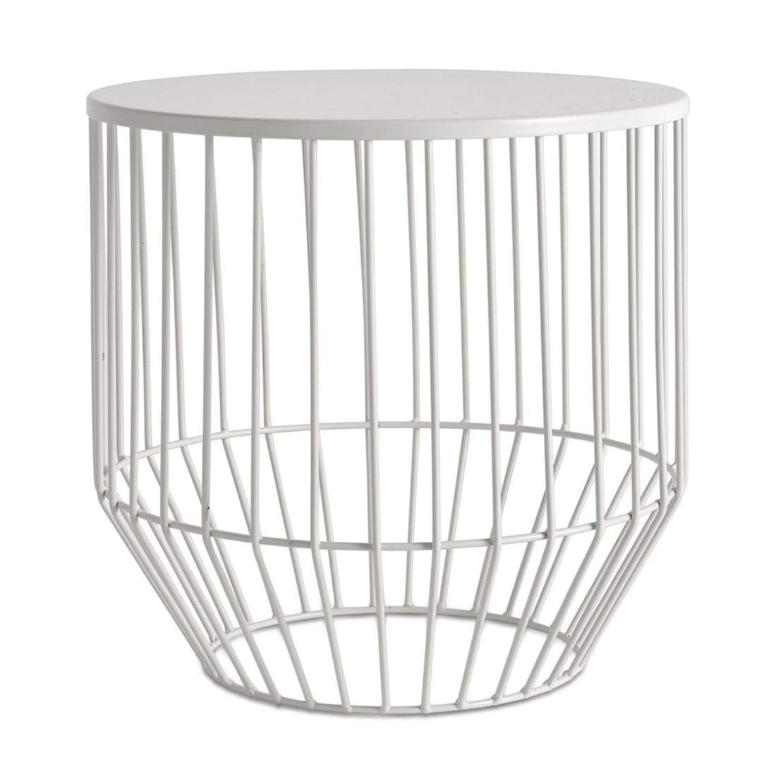 Wire Stool - White - BoConcept Bay Area Online Store