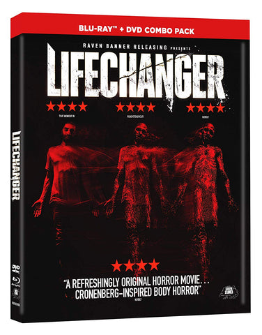 LIFECHANGER - COMBO PACK
