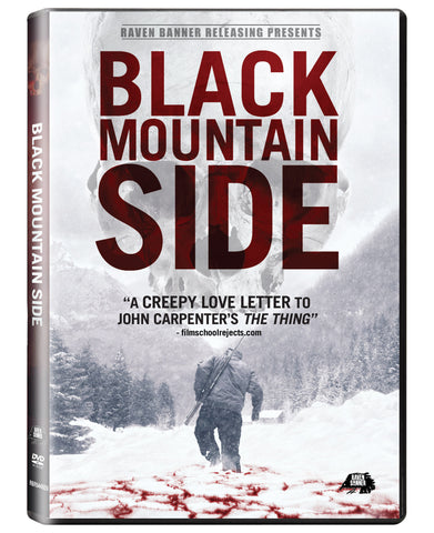 BLACK MOUNTAIN SIDE - DVD
