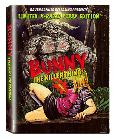 BUNNY THE KILLER THING! - COMBO PACK
