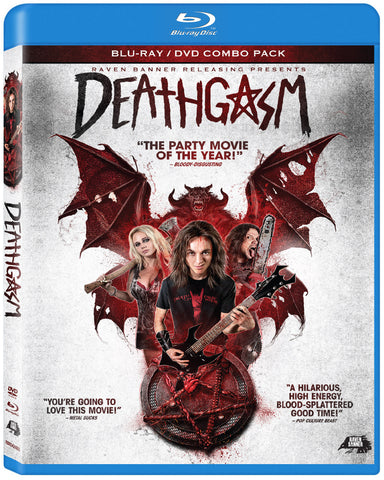 DEATHGASM - COMBO PACK
