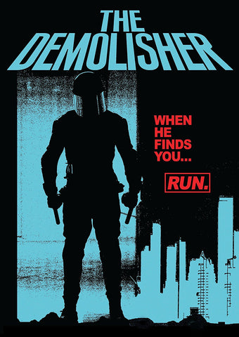 DEMOLISHER, THE - DVD