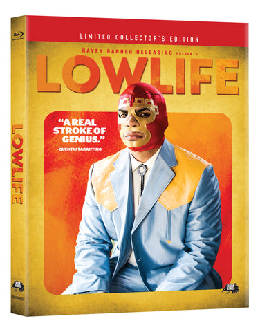 LOWLIFE - LIMITED EDITION COMBO PACK