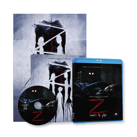 Z - LIMITED EDITION BLU-RAY