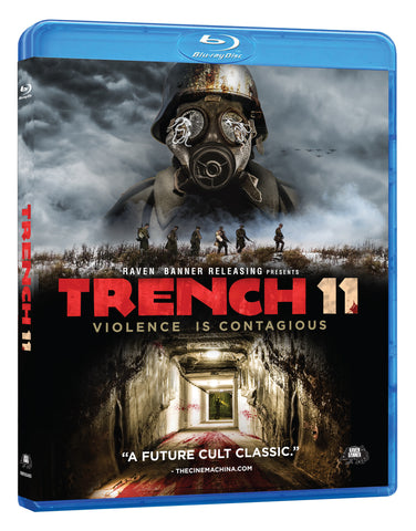 Trench 11 [Blu-Ray]