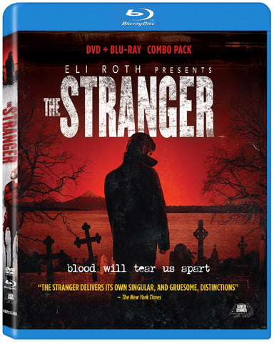 ELI ROTH'S THE STRANGER - COMBO PACK