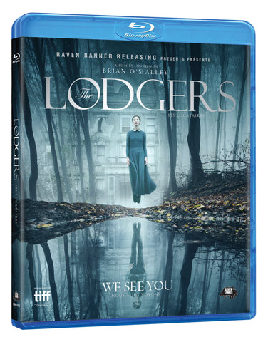 LODGERS, THE - BLU-RAY