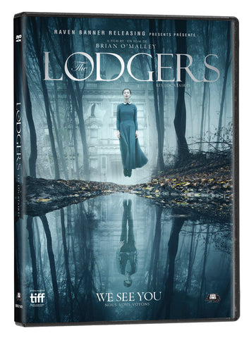 LODGERS, THE - DVD