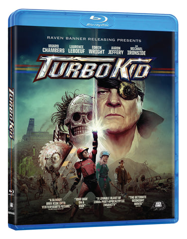 TURBO KID - BLU-RAY