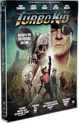 TURBO KID - STEELBOOK