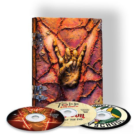 TODD & THE BOOK OF PURE EVIL: THE END OF THE END - LIMITED EDITION BLU-RAY/DVD COMBO PACK