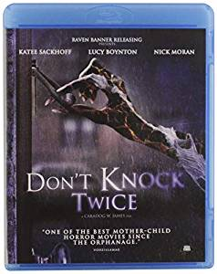 DON'T KNOCK TWICE - BLU-RAY