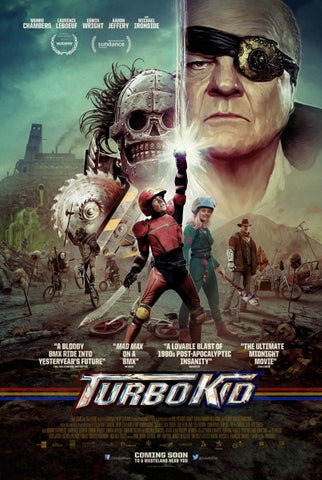 TURBO KID - POSTER