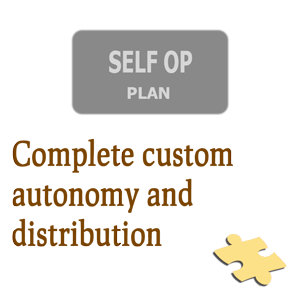 Self-Op Plan