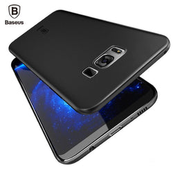 Baseus Slim Soft-Back Phone Case For Samsung Galaxy S8 / S8 Plus
