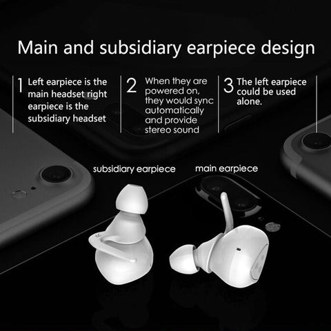 TRULY Wireless Earpods