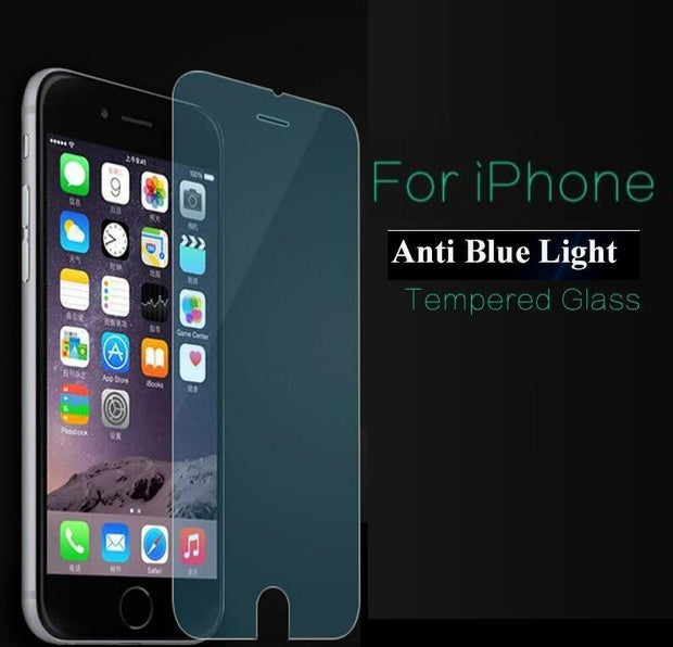 Anti Blu-Ray Tempered Glass Screen Protector
