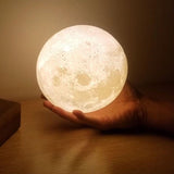 Enchanting Moon Night Lamp