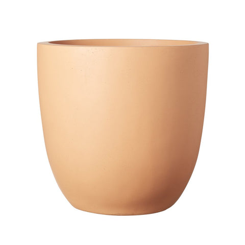 Axel Pot Large Ochre