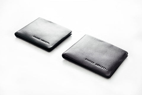Tobias Leather Wallet Black
