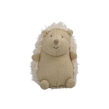 Plush Hedgehog Toy Cream Ilka Home Toy