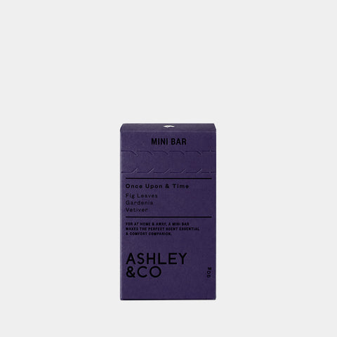 ashley and co mini bar soap once upon a time bar