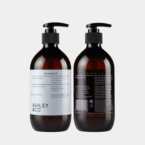 Wash Up Handwash Blossom + Gilt Ashley & co 500ml