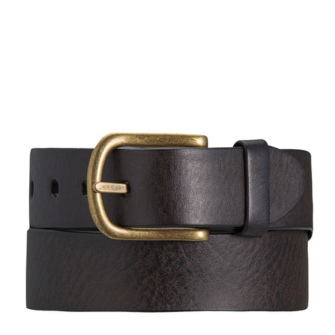 Dust to Dust Belt - Black