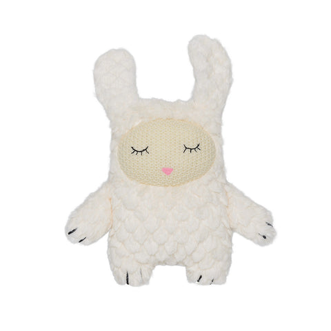 bloomingville bunny soft toy danish design