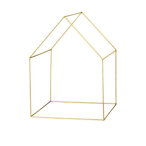 Brass Deco House Bloomingville -Bronze Danish Design