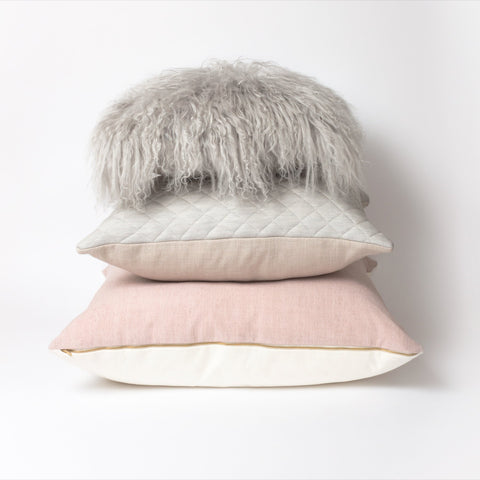 Freya Cushion | White