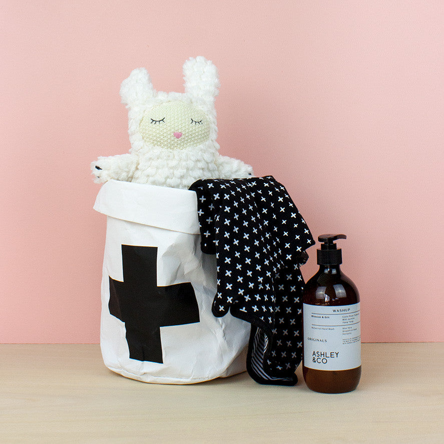 bloomingville bunny soft toy danish design blanket handwash paper bucket