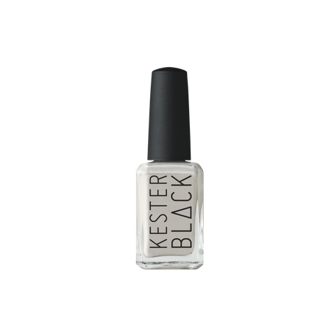 Silverbirch Nail Polish Kester Black warm grey