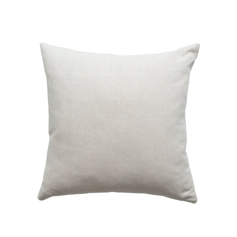 Blush Woven Cushion
