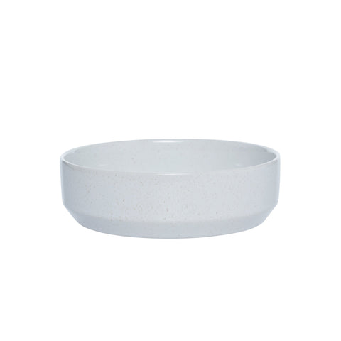 Alfie Low Bowl Chalk