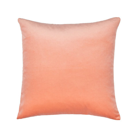 Nathan + Jac Dana Cushion Velvet Peach ILKA HOME