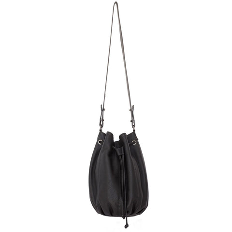 Status Anxiety Distant Lover Black Leather Bag Ilka Home