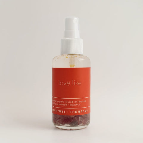 Love Like Mist + Home + Aura  Cleansing Spray - Courtney + the babes ILKA HOME