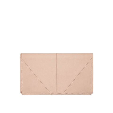 Triple Threat Wallet | Dusty Pink