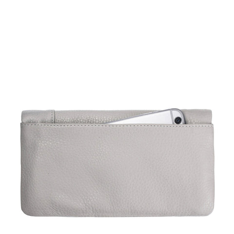 Some Type of Love Wallet | Cement Grey
