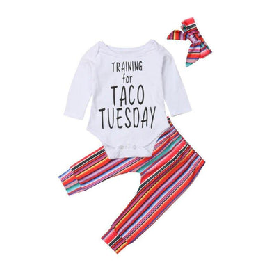Taco Tuesday Set - Urban Tots