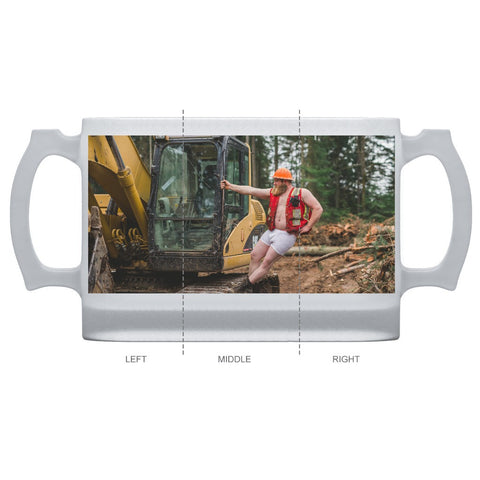 Crushin' on Construction Mug