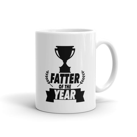 Fatter Of The Year Coffee Mug