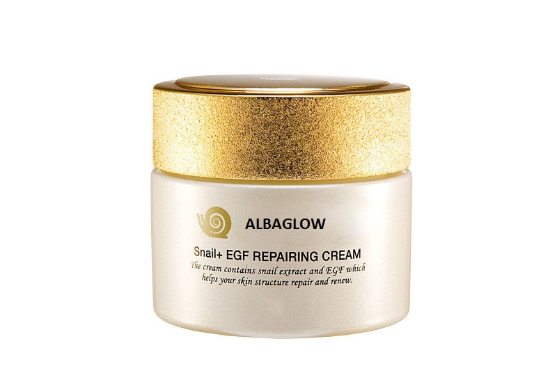 ALBAGLOW - Snail Skin Repair Cream