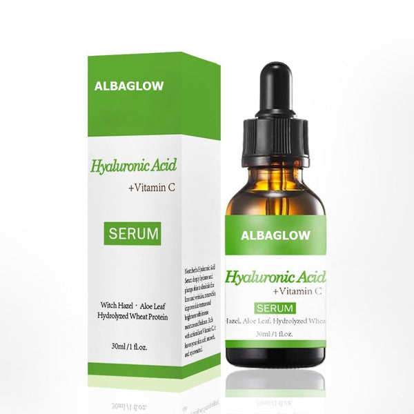 Albaglow - Hyaluronic Acid +Vitamin C Serum