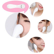 Albaglow High Quality Electric Facial Cleanser Ionic Massager
