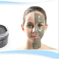 Mineral Rich Magnetic Face Mask Pore Cleansing Removes Skin Impurities Blackhead Remove Facial Masks Deep Cleansing